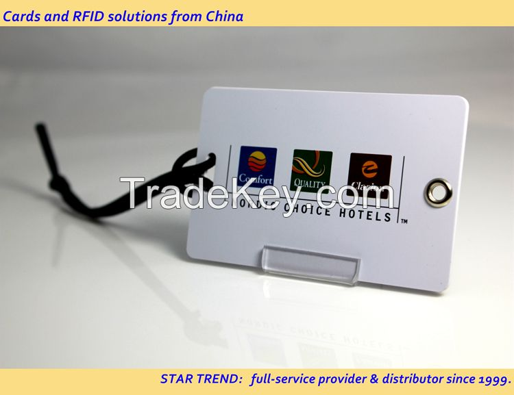 ST-16006   All In Combo Cards (3-Operation Card, Key Card, Preprinted Plastic Card, Blank PVC Card, Proximity Card, RFID Card)