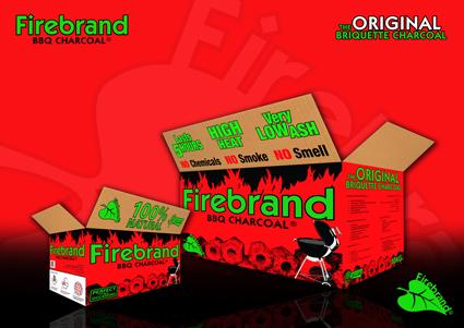 Firebrand BBQ Charcoal
