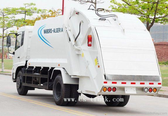 Garbage Compactor Trucks