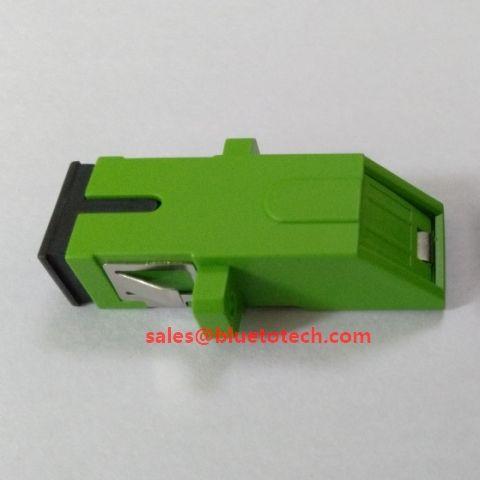 Fiber Optic SC Inner Pushing Type Shutter Adapter
