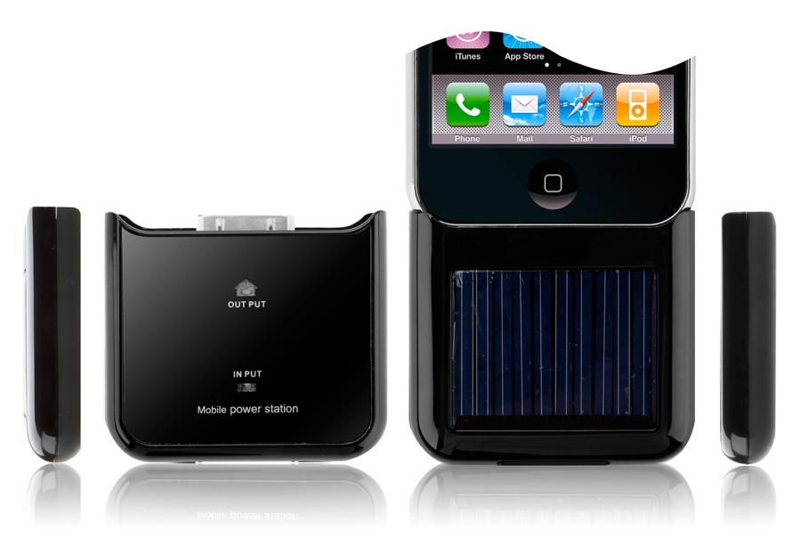 Iphone Solar Battery