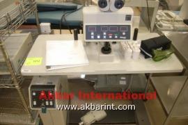 Alcon 2500LE Q-Switch Yag Laser