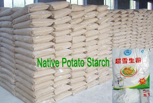 Potato Starch, Food Grade and Industrial Grade