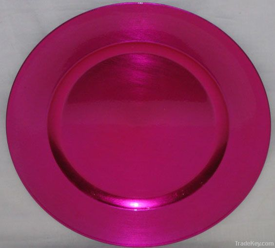 Plastic Charger Plate