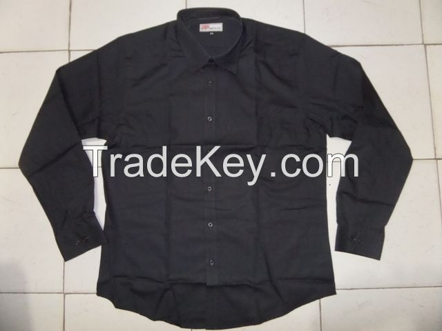 Men's 100% cotton shirt