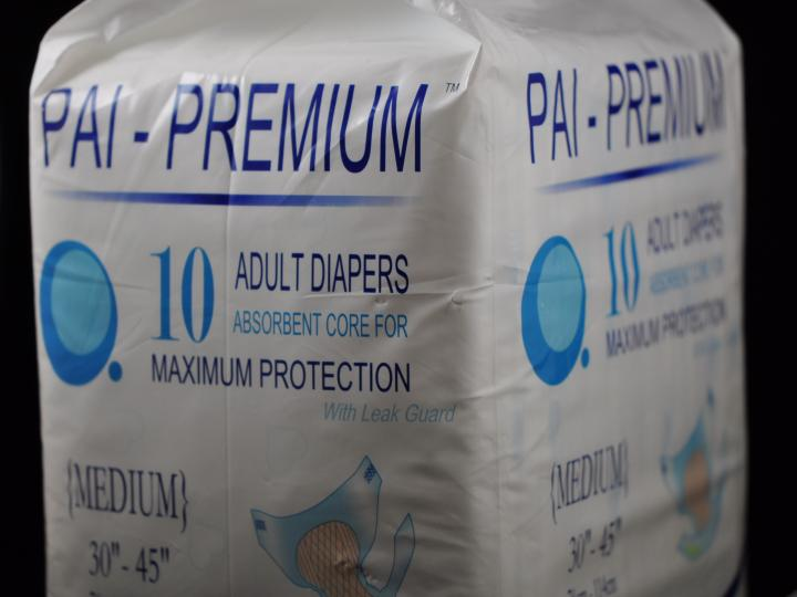 PAI - ADULT DIAPERS