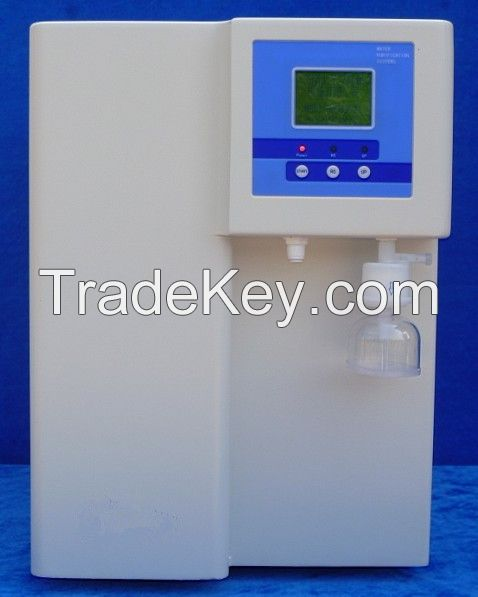 Intelligent Type Laboratory Ultrapure Water System Lab Water Purifier System
