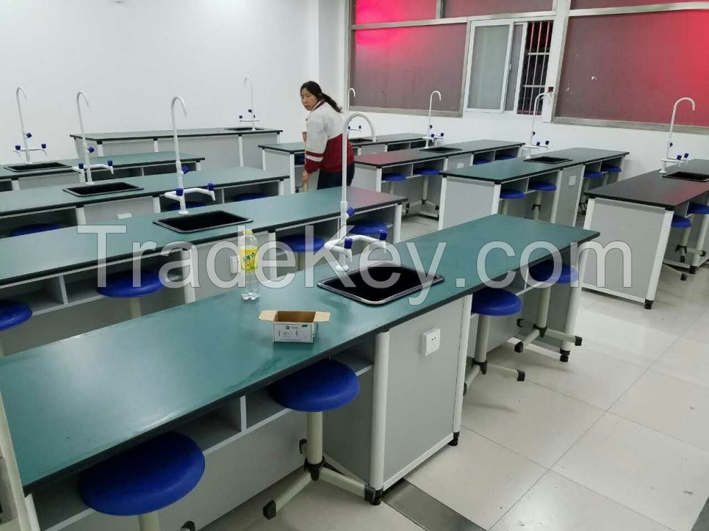 School Furniture Lab Workbench Chemistry Lab Bench Laboratory Table