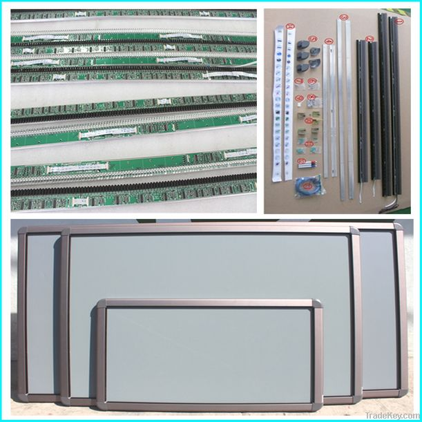 infrared smart interactive whiteboard SKD - IWB touch frame solution