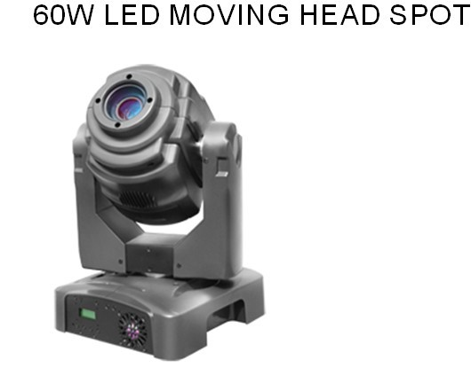 LED Moving Head Spot Light 60W