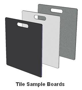 Sell tile display board