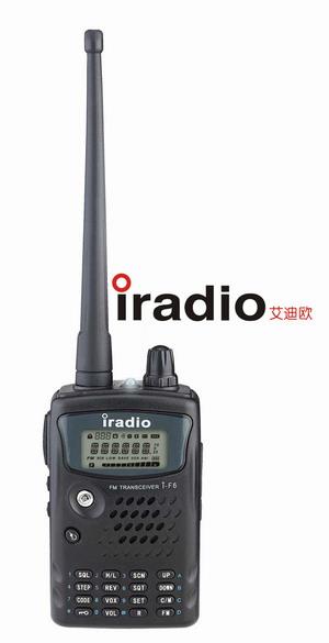 iradio I-F6 ham radio/amateur radio