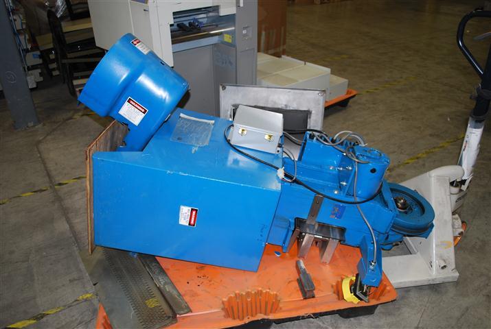 Kenco Kompac Press 5 Ton / 115v / Phase 1 / 60 Hz / SPM 285