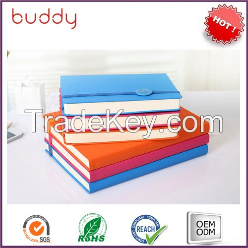 Elastic  PU  Notebook factory