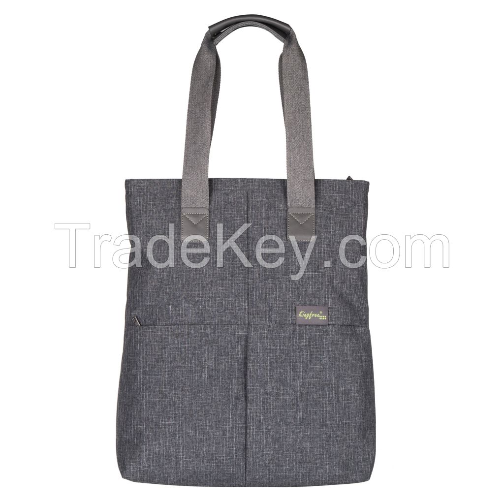 Leisure design nylon shoulder bag