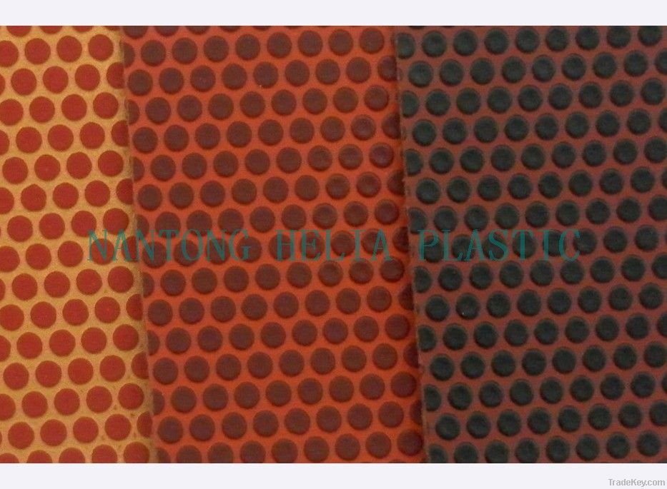 PVC Ball Leather