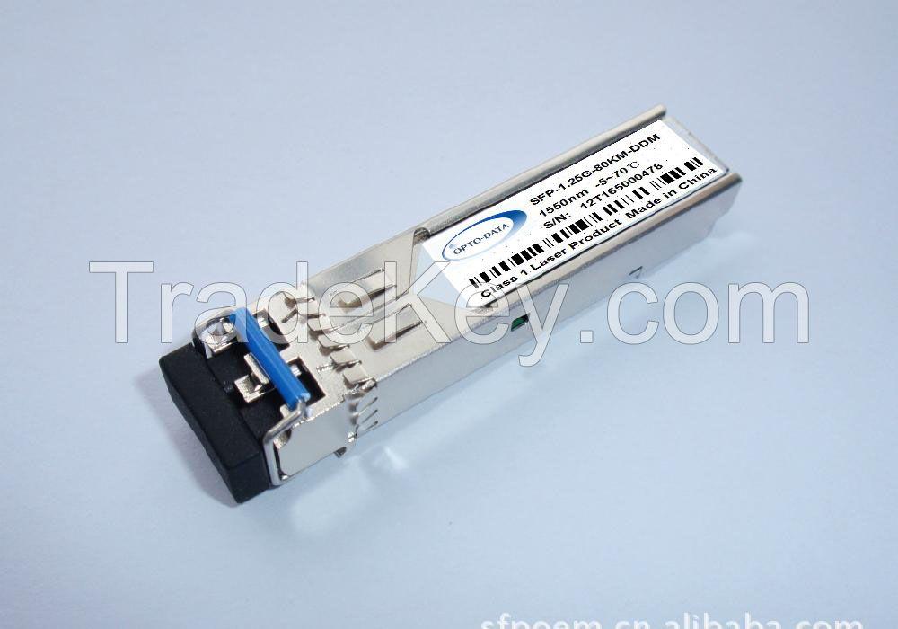 1.25G GEPON SFP ONU  Transceiver  With Digital Diagnostic Function