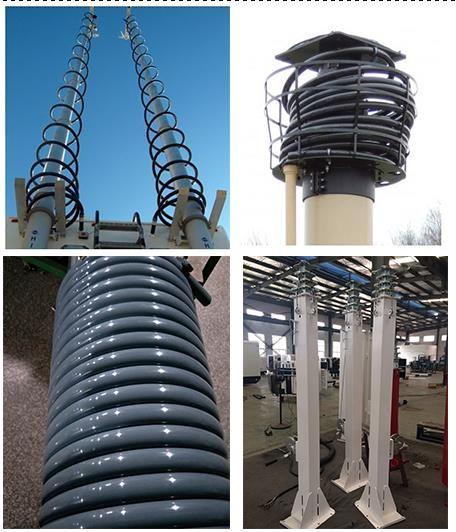 100% Nylon spiral conduit cable