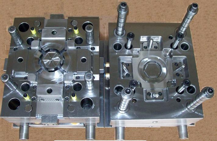 plastic injection mould for imported automotive part
