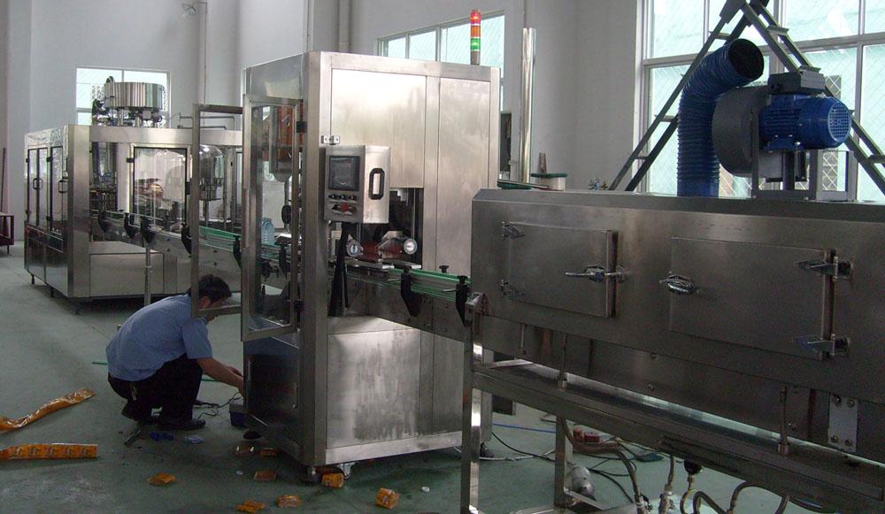 Water Bottling Line
