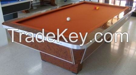 9ft solid wood carom table