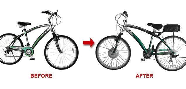 E-bike Conversion Kits