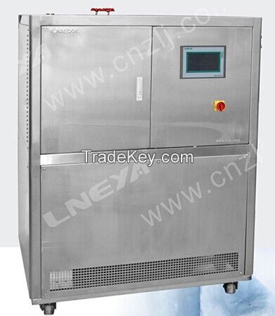 Refrigeration and heating circulator for the industry