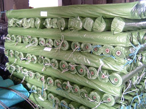 PE/PP woven fabric