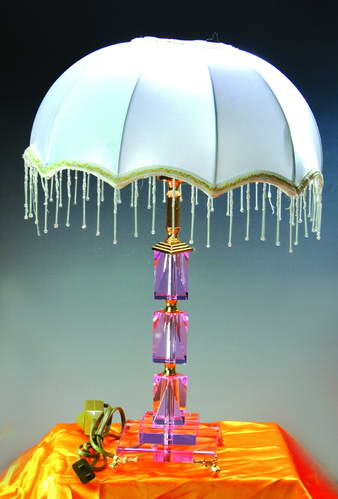 Glass Crystal Lamps