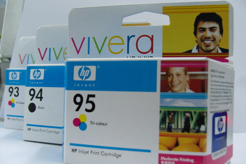 Ink Cartridges (HP)