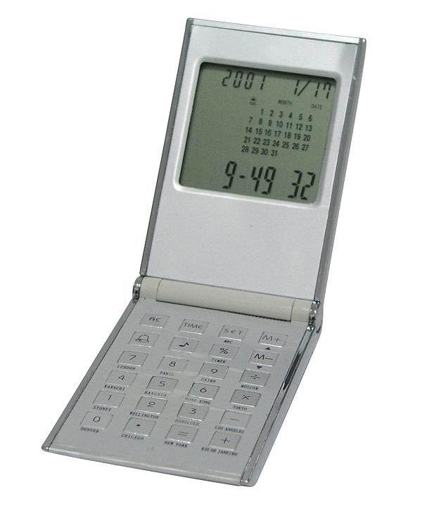 Calculator with Calendar