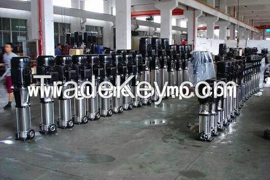 CDLF vertical multistage pump