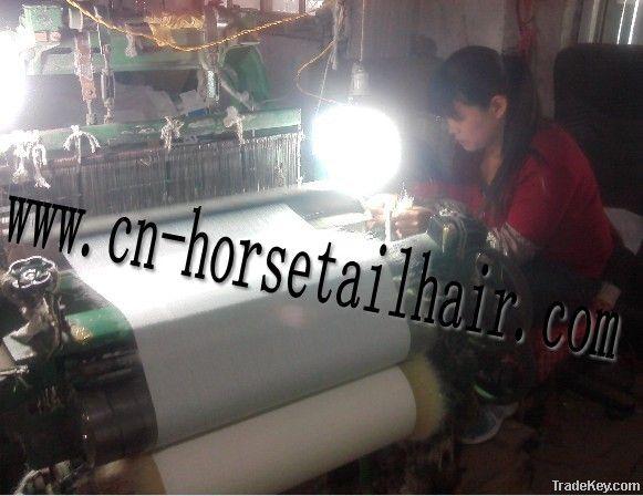 Horse Hair Interling Fabric