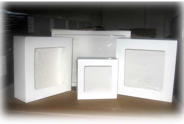 Cake Boxes, Hat Boxes, Gift Boxes