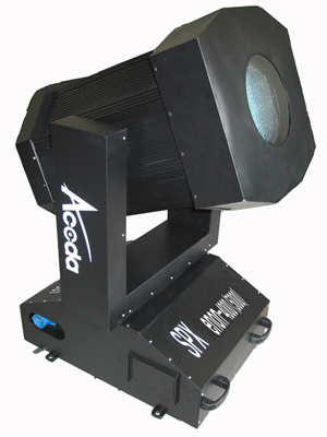 3000w Moving Head Color Change Searchlight