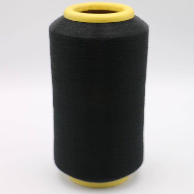 Carbon inside conductive  nylon high strength filaments 50D/1F Anti-Static Yarn-XT11079