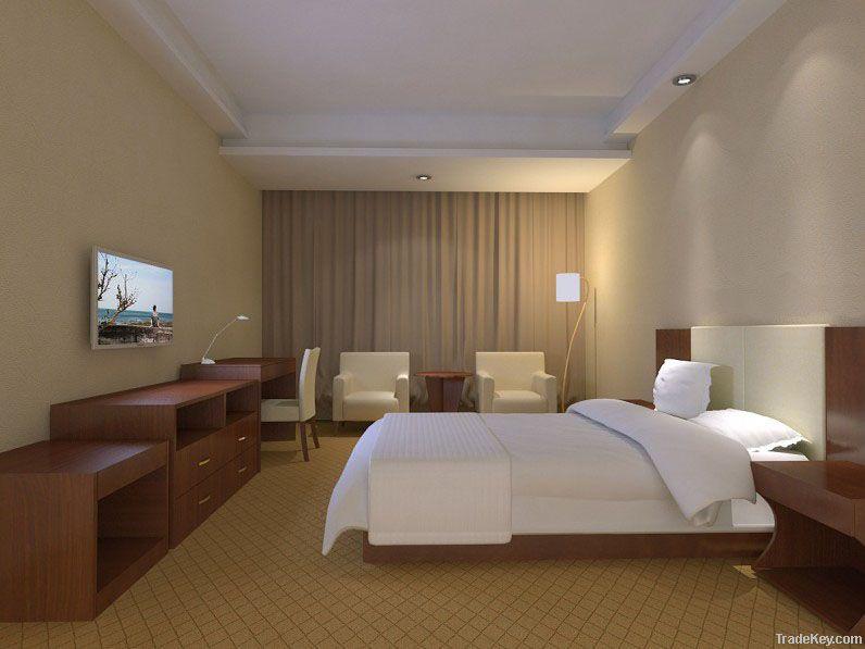 Cheap Hotel Furniture, Bed, Headboard, Dresser, Mirror, Desk, Chair