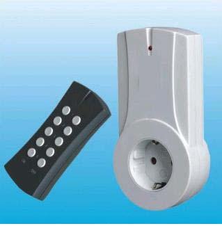Remote Control (socket, lamp socket)