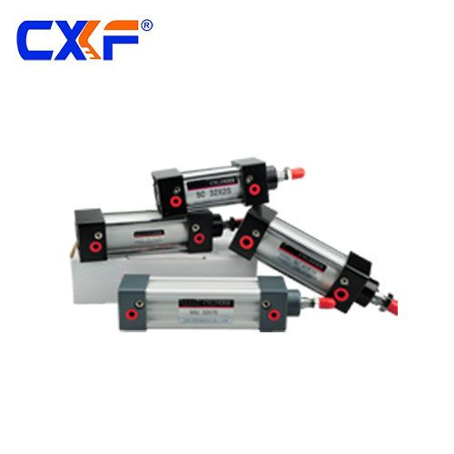 SC Series Aluminum Alloy Pneumatic Standard Cylinder
