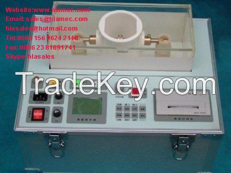 BDV Insulating Oil Breakdown Voltage Tester