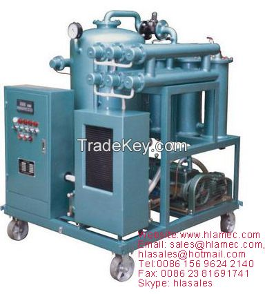 Waste Hydraulic Oil Recycling Treatment Machine