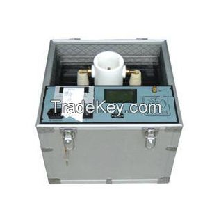 Insulating Oil Dielectric Strength Testing Unit