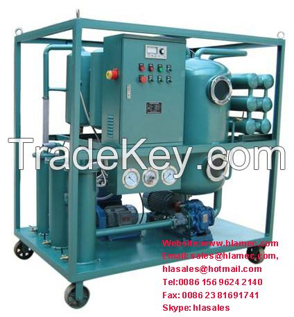 Waste Lube Oil Treatment Plant