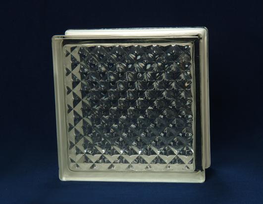 glass block clear-lattice