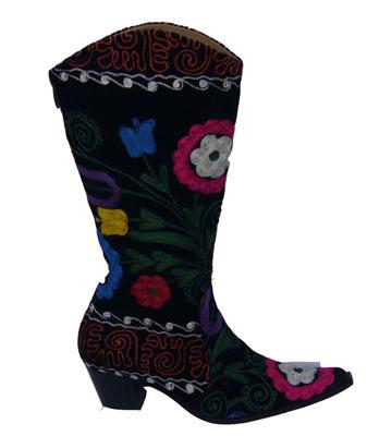 Suzani Boot