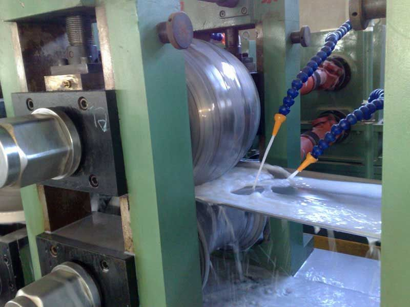 Pipe Mill Machine