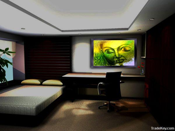 (LED FIXED FRAME LIGHT BOX ) interior use LED  light box