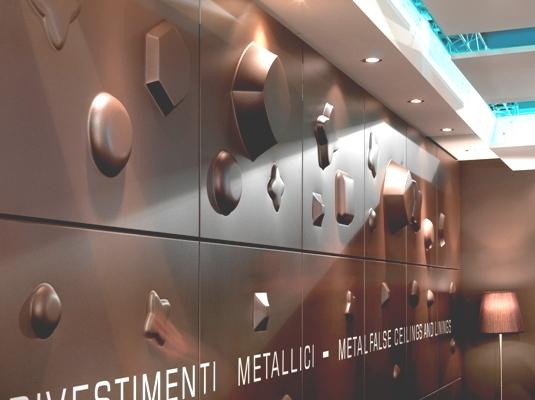 3D Metal system