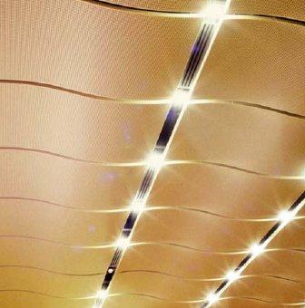 False ceiling customized systems