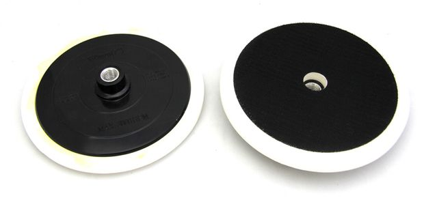 Plastic Plate Back Pad HJ-RBP2-125